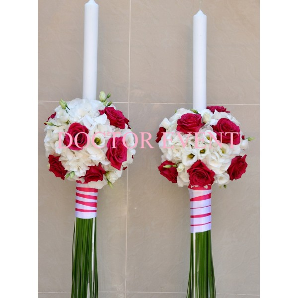 lumanari-sfera-hortensia-si-trandafiri-fucsia