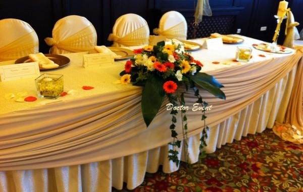 Nunta eleganta cu miros de primavara