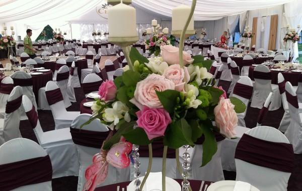 Nunta primavara – tematica Fluturi