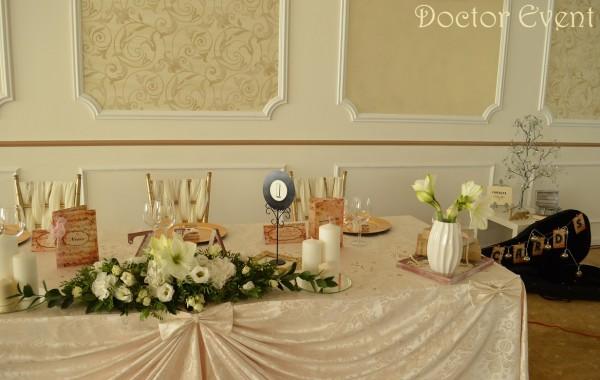 Dragostea e muZIcA mea – nunta tematica